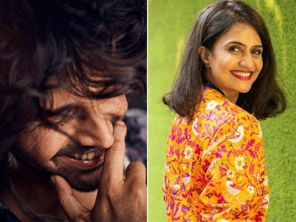 Amruta Subhash showers love on her Dhamaka co-star Kartik Aaryan for his hardwork and performance