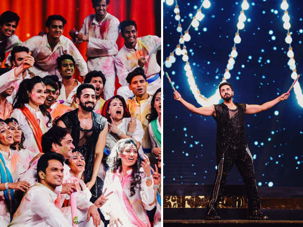 Here's what Ayushmann Khurrana has to say about his Filmfare performance