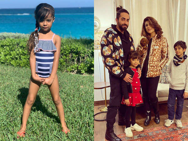 Ayushmann Khurrana wishes his daughter with a special birthday post