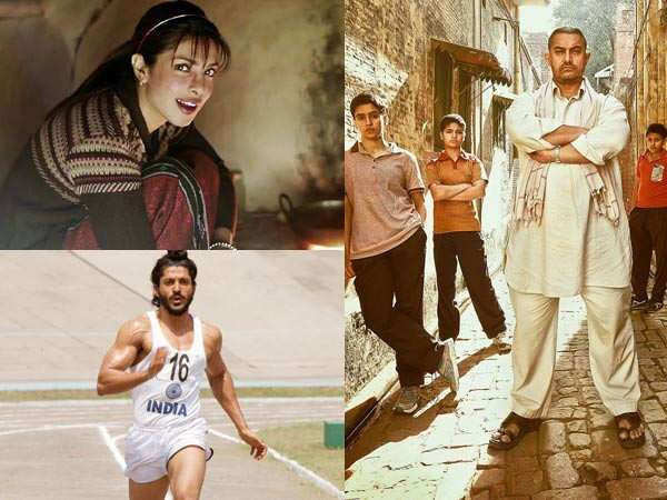 Bollywood biopics on sportspersons who made the country proud