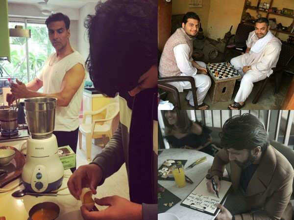 Bollywood stars and their hidden talents