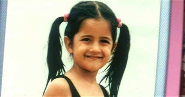 Check out Katrina Kaif's cute childhood pictures