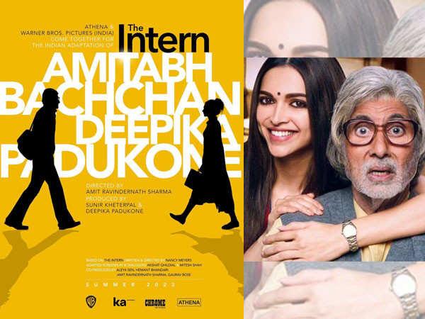 Amitabh Bachchan and Deepika Padukone collaborate again post Piku