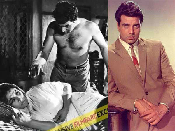 Blast from the past: When Dharmendra went shirtless in Phool Aur Patthar