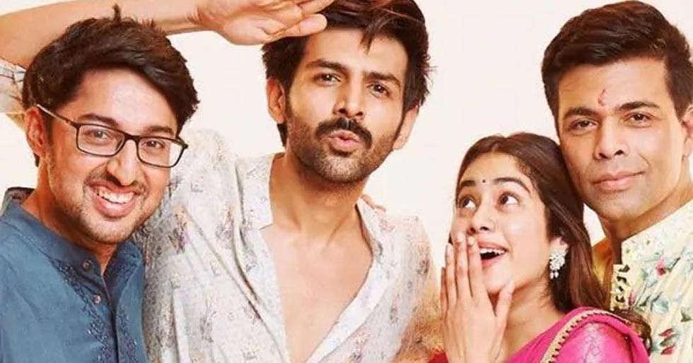 Dostana 2: Kartik Aaryan's replacement to cost Dharma Productions ₹20 crores