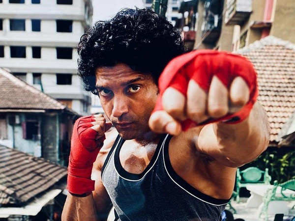Farhan Akhtar started shooting for his next with Marvel Studios!