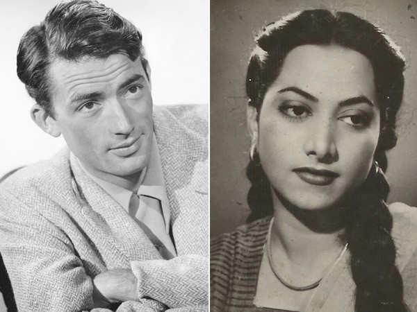 Blast from the past: When Gregory Peck met Suraiya