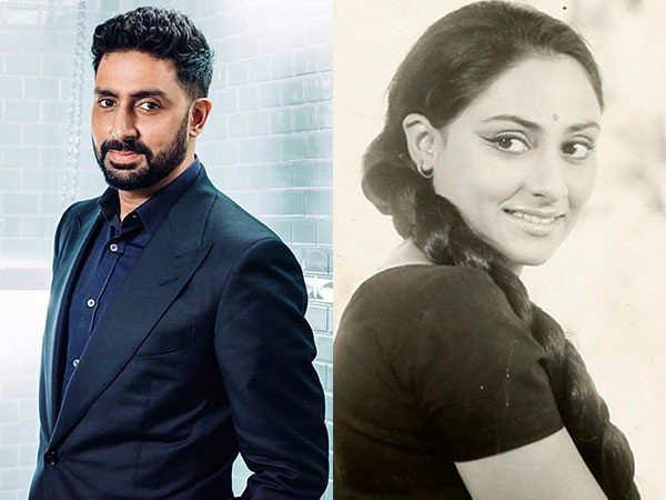 Abhishek Bachchan and Navya Naveli give us major throwback pictures of Jaya Bachchan on her birthday