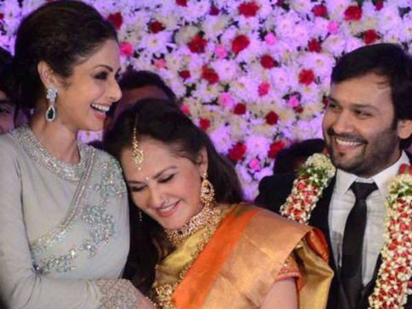 Jaya Prada recalls an awkward encounter with co-star and late actor Sridevi