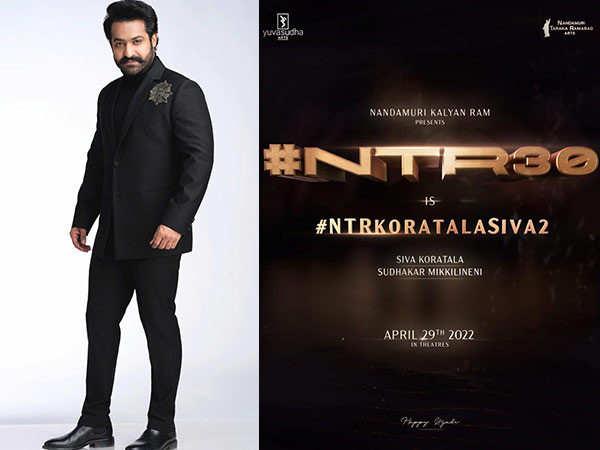 Jr. NTR and director Koratala Siva collaborate again