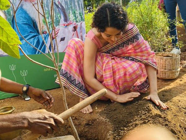 Kangana Ranaut's message on Earth Day will leave you questioning yourself
