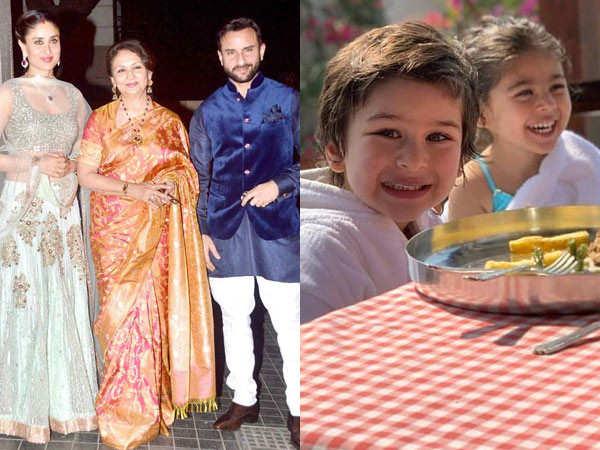 Kareena Kapoor Khan reveals Sharmila Tagore hasn't met her newest grandchild