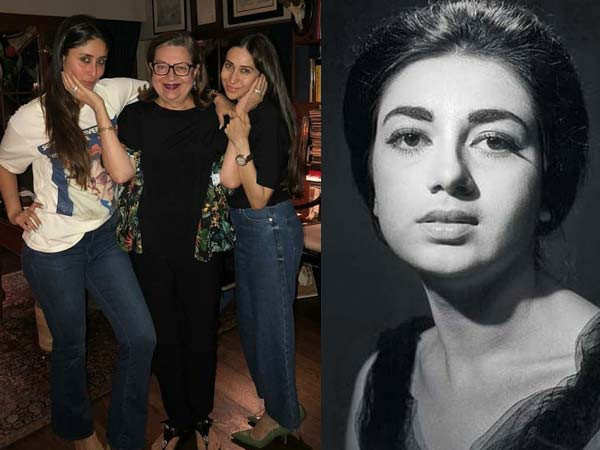 Kareena Kapoor Khan and Karisma Kapoor makes special birthday posts for Babita Kapoor