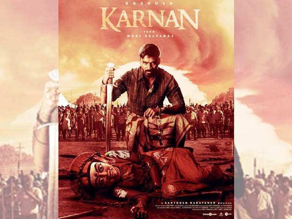 Karnan: Dhanush's film to gross over ₹50 crore in Tamil Nadu