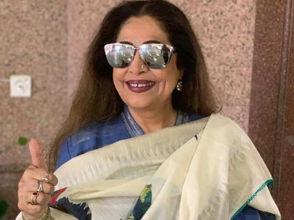 Kirron Kher allocates ₹1 crore for COVID-19 support from MPLADS