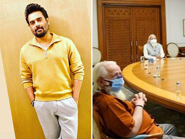 R Madhavan Shares His Experience About Meeting Nambi Narayanan And PM Mr Narendra Modi