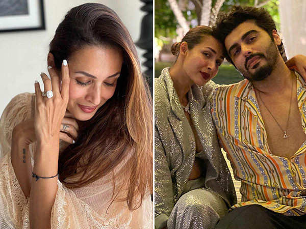 Here's why the internet is buzzing with engagement rumours between Malaika Arora and Arjun Kapoor