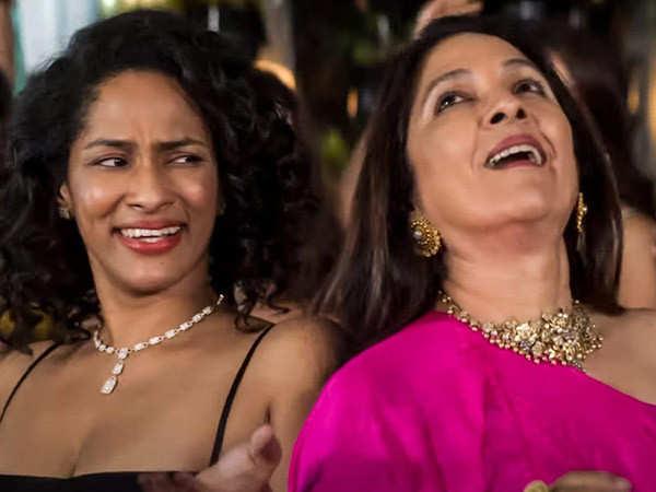 Neena Gupta opens up about the dynamic she shares with Masaba Gupta