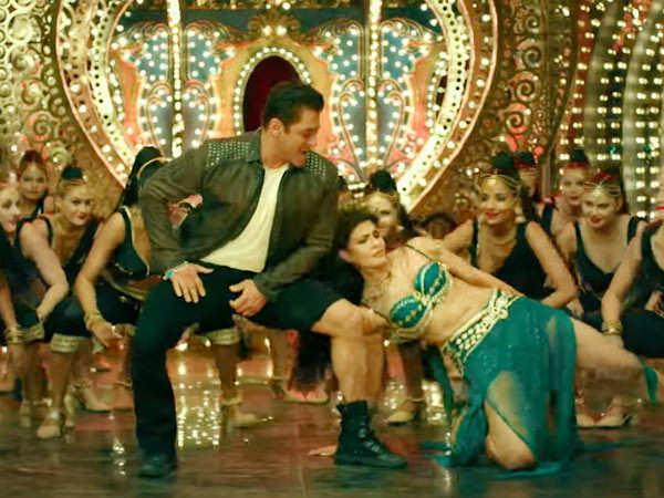 Dil De Diya: Jacqueline Fernandes, Salman Khan feature in Radhe's second song
