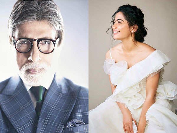 Birthday girl Rashmika Mandanna shares her excitement about working with Amitabh Bachchan