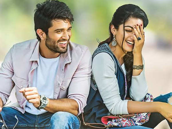 Rashmika Mandanna opens up on acting with Vijay Deverakonda again