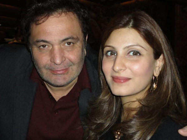 Riddhima Kapoor Sahni shares a thoughtful quote on father Rishi Kapoor's first death anniversary