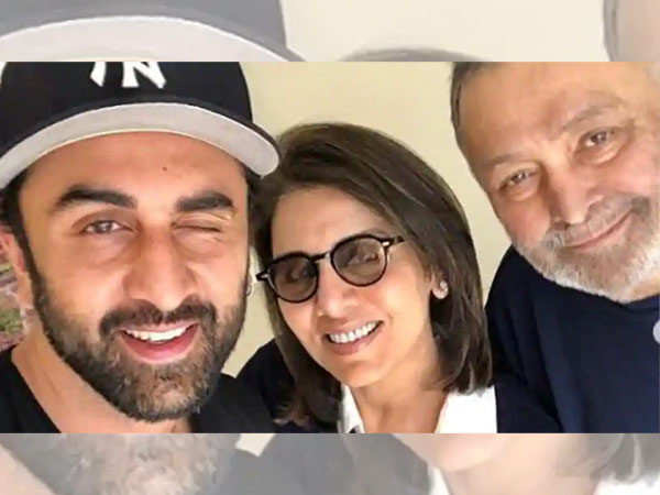 Rishi Kapoor regularly visited gossip websites to check what Ranbir Kapoor was up to