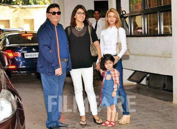 Rishi Kapoor's last interview with Filmfare