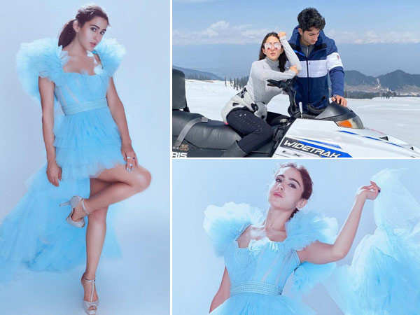 Sara Ali Khan is hilarious as always in this new video