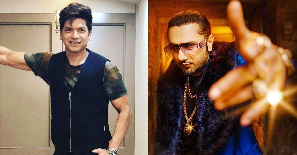 Did Shaan take a dig at Yo Yo Honey Singh? Find out for yourself