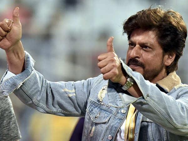 Shah Rukh Khan is all praise for his team KKR