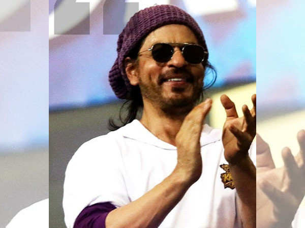 Shah Rukh Khan super happy about KKR's 100th win at the IPL