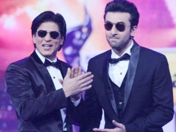 Ranbir Kapoor thinks Shah Rukh Khan and Rajkumar Hirani's collaboration will be a game-changer