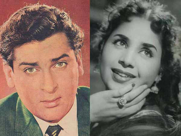 Blast from the past: Shammi Kapoor and Geeta Bali's sudden marriage
