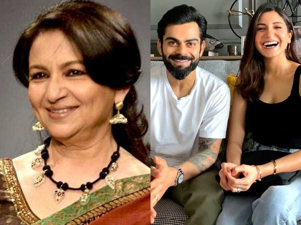 Sharmila Tagore thinks this is common between her and Anushka Sharma