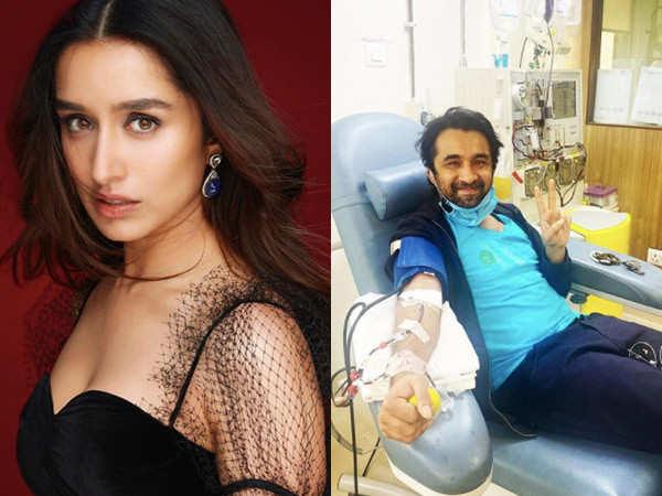 Shraddha Kapoor urges all those eligible to donate plasma