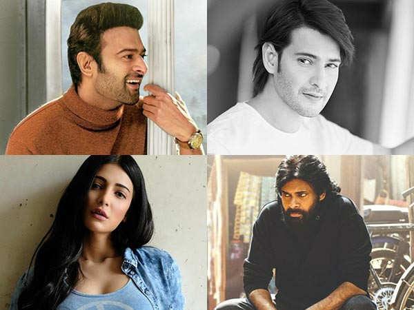 Shruti Haasan talks about her co-stars Prabhas, Mahesh Babu and Pawan Kalyan