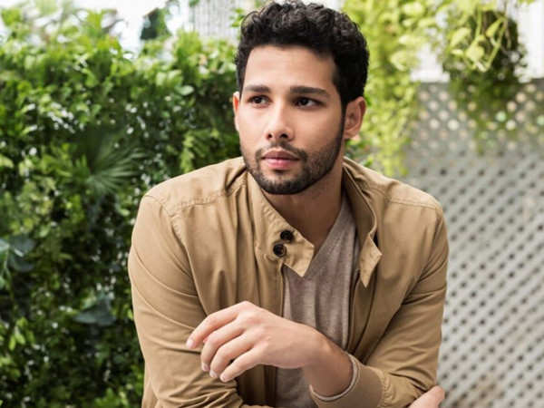 Siddhant Chaturvedi dedicates a song he wrote to his fans