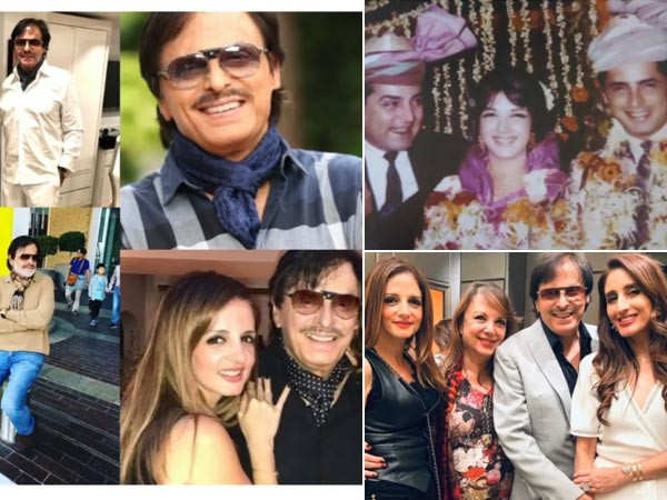 Susanne Khan wishes her parents a happy anniversary with a rare photo collage