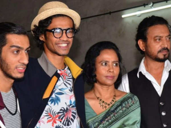 Sutapa Sikdar remembers her time with Irrfan during their NSD days