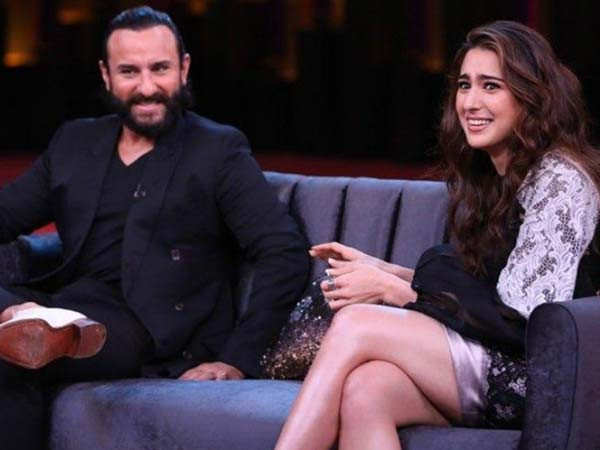 Throwback to when Saif Ali Khan trolled Sara for being critical of Bollywood