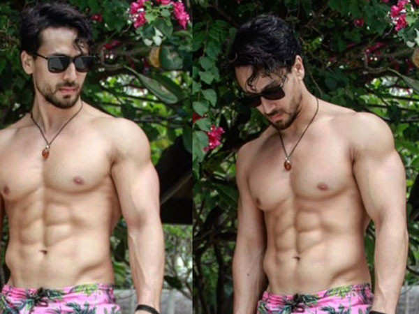 All about Tiger Shroff's in-house gym
