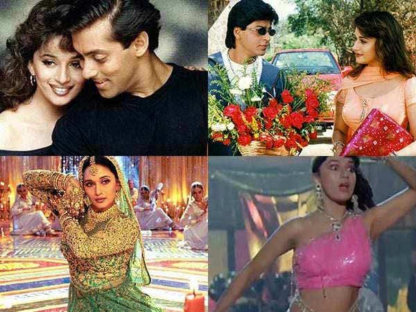 Top Movies Of Madhuri Dixit