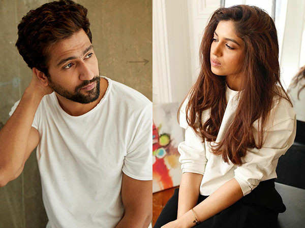 Bhumi Pednekar and Vicky Kaushal test positive for COVID 19