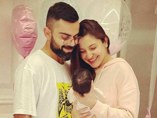 Virat Kohli opens up about the life-changing phase for Anushka and him post Vamika's arrival