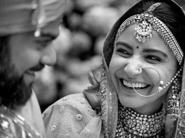 Virat Kohli posts a lovely picture with Anushka Sharma