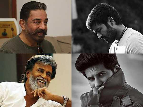 Rajnikanth, Kamal Haasan, Dhanush, Dulquer Salmaan, Boney Kapoor grieve Vivekh's passing away