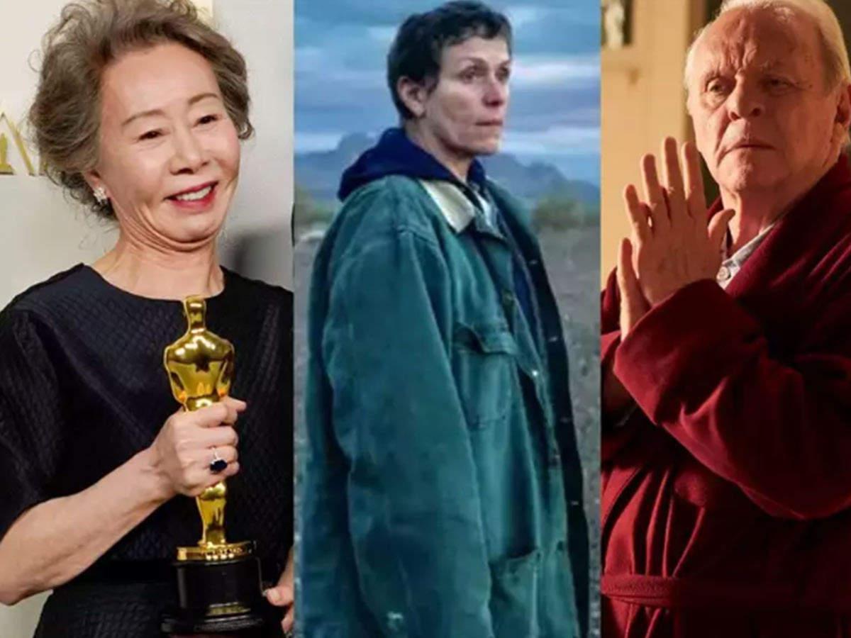 Winners Oscars