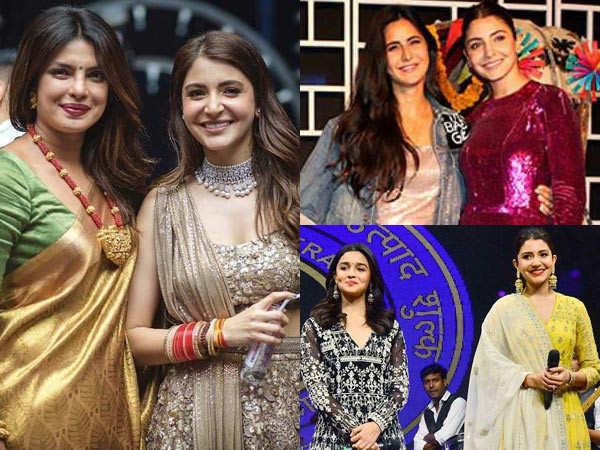 Anushka Sharma is super excited for Alia Bhatt, Katrina Kaif and Priyanka Chopra's next