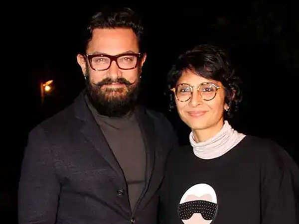 Aamir Khan and Kiran Rao talk about their son Azad